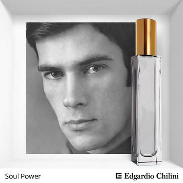 Niche fragrance Soul Power | Edgardio Chilini