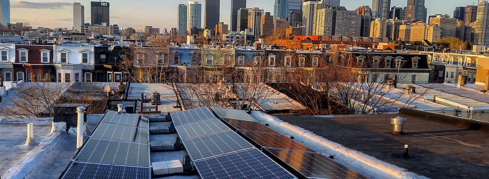 PROJECT 2 - Hunting Park Community Solar Initiative