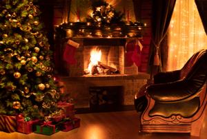 Lighting, Holiday mood, Christmas lights