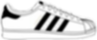 adidas-shoes-clipart-adidas-superstar-83