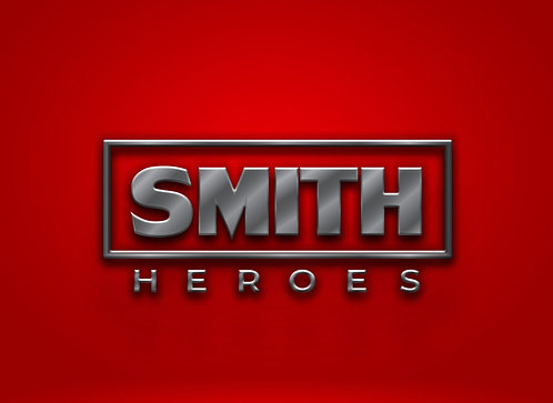 SMITH HEROES YARD SIGN