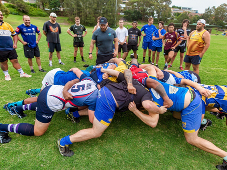 How to transition back into live scrums