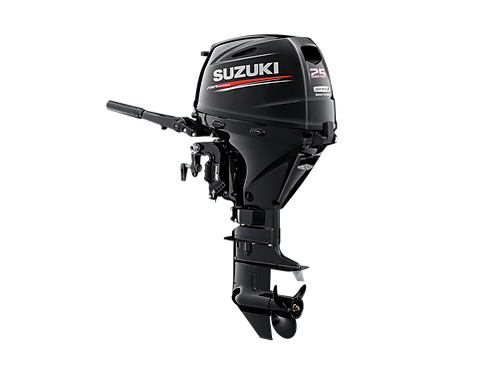 Suzuki DF25ATL Long Shaft