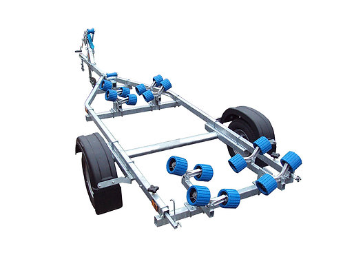 Extreme 750 Maxi Roller Trailer