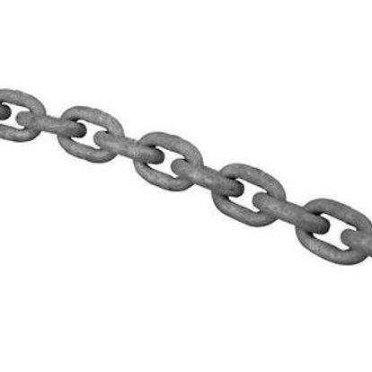 V BOAT - Galvanised Chain - 6mm