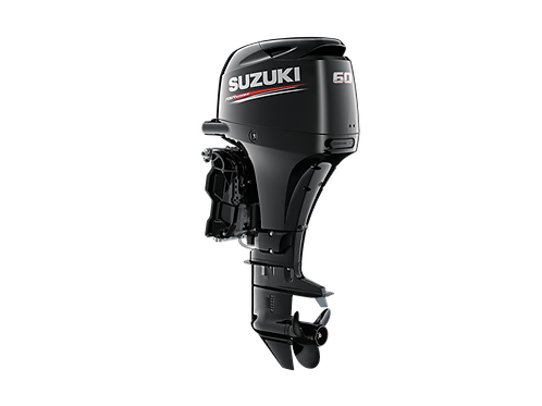 Suzuki DF60AVTL Long Shaft - HIGH THRUST