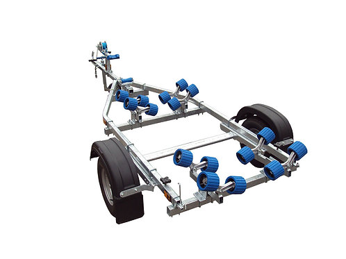 Extreme 500 Roller Trailer
