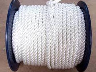 V BOAT - 10mm x 3 Strand Polyester Rope
