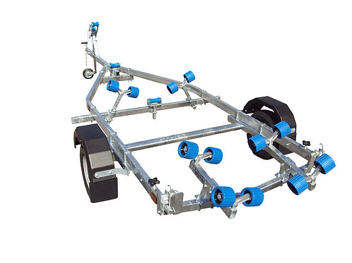 Extreme 750 Swing Roller Trailer