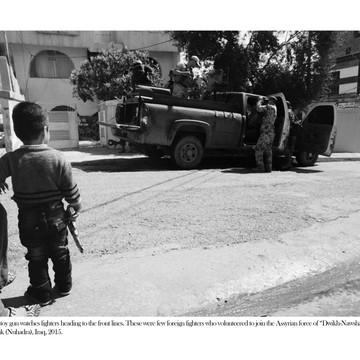 Boy with a Toy Gun