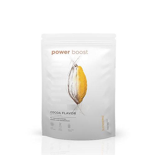 Power Boost תוסף תזונה כוח בטעם קקאו