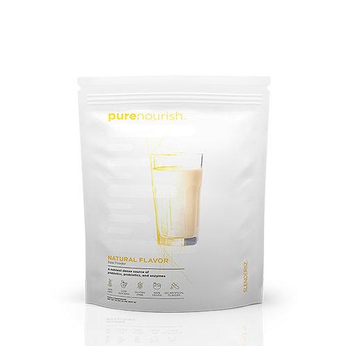 PowerNourish תוסף תזונה חלבון בטעם וניל