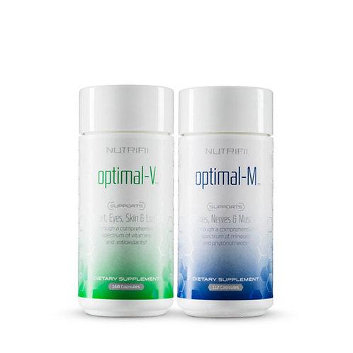 Optimals ויטמינים ומינרלים ייחודים