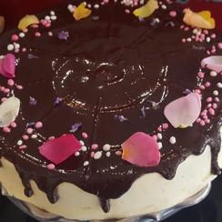 Choc Drip Cake