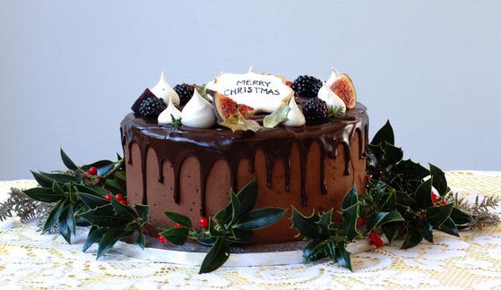 Christmas Cake 2020