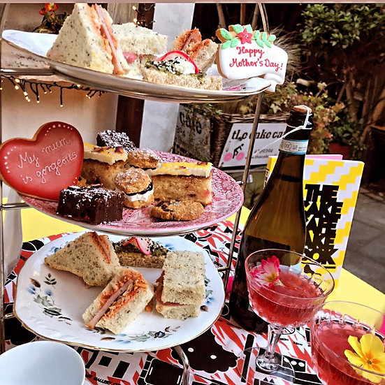 Mothers Day Afternoon Tea Special