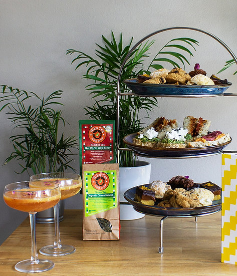 Afternoon Tea @ Home Voucher for Two