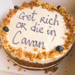 Wheatfree Carrot Cake