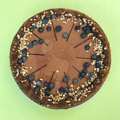 Rich Chocolate Vegan Cake