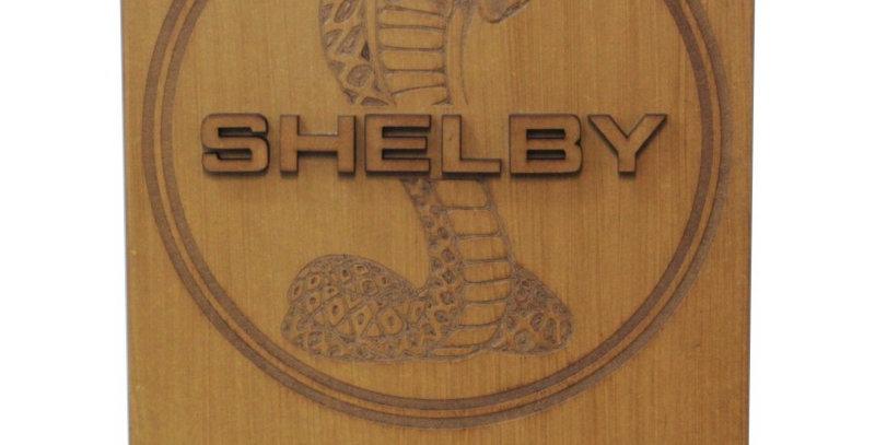 Quadro Rústico Shelby - 49x35cm