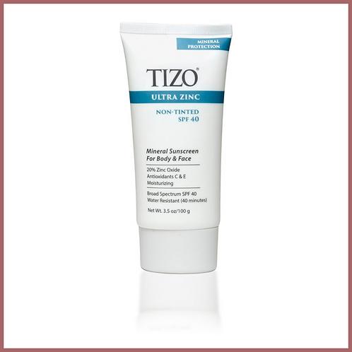TIZO®Ultra Zinc Body & Face Sunscreen Non-Tinted
