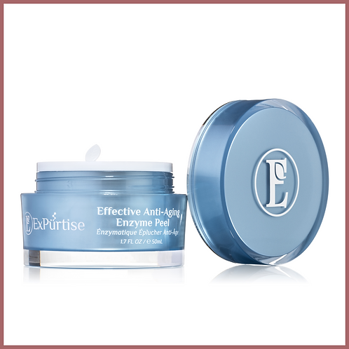 Effective Anti-Aging Enzyme Peel