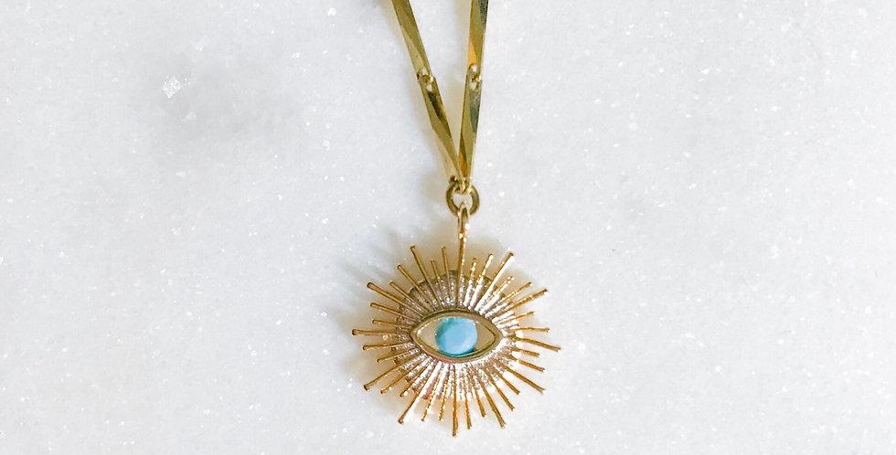 Solar Dainty Necklace