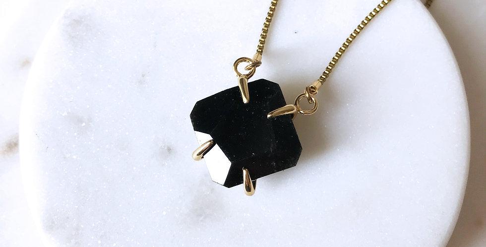 Wholesale Rocha Necklace in Onyx
