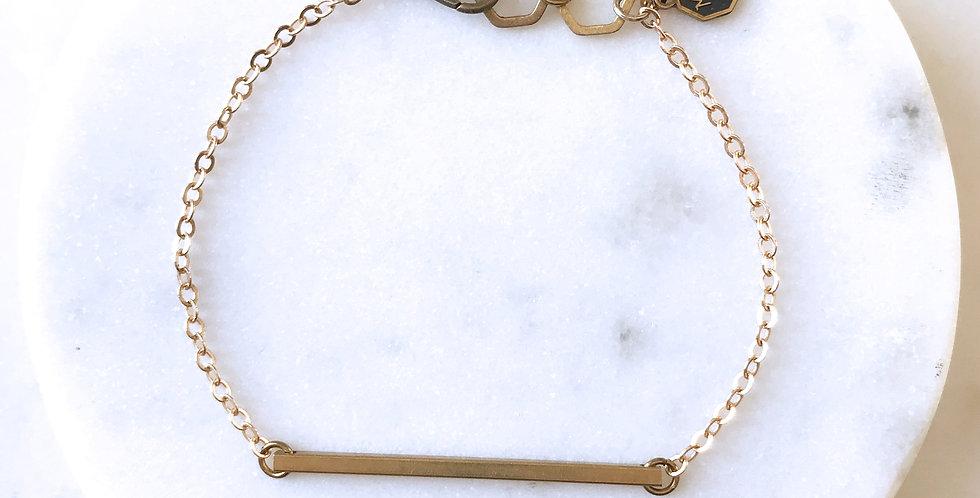 En Line Bracelet