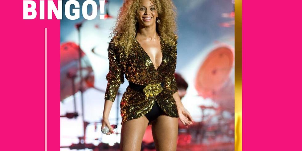 Beyonce Bingo