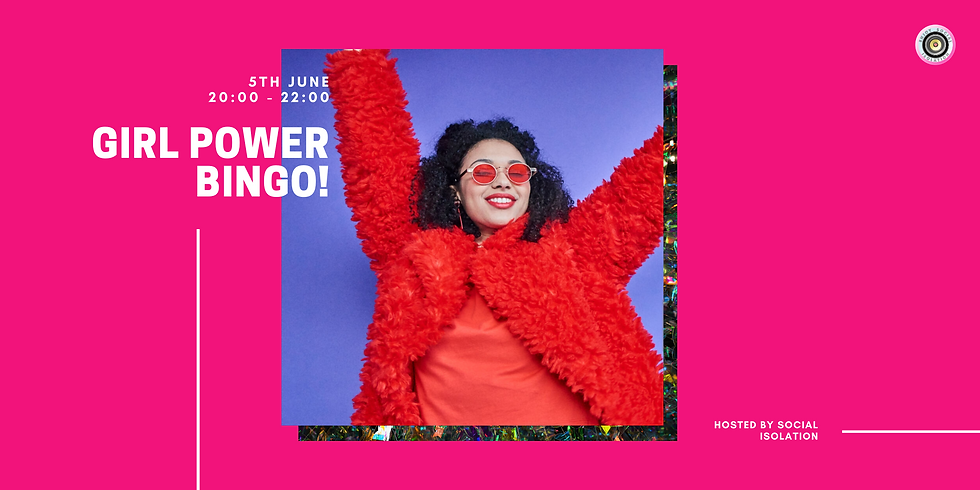 Girl Power Bingo