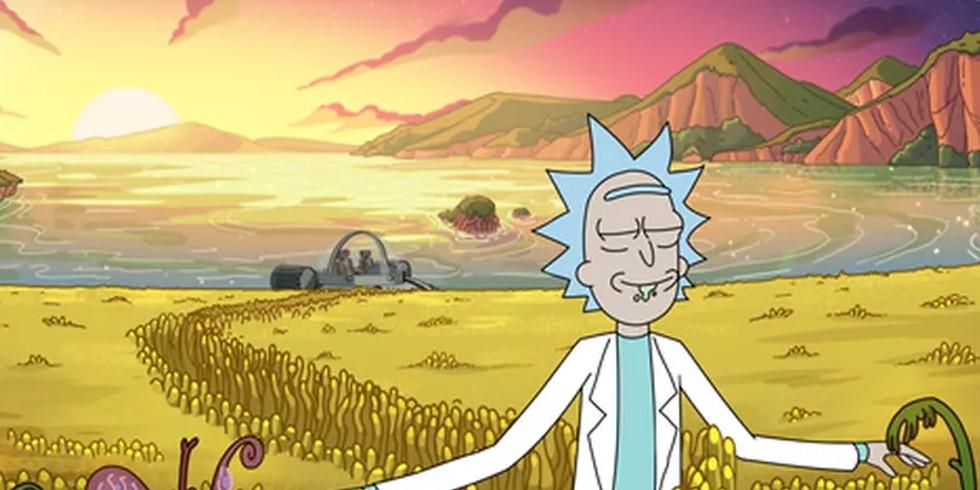 Rick and Morty Squanch: Interdimensional Quiz 3