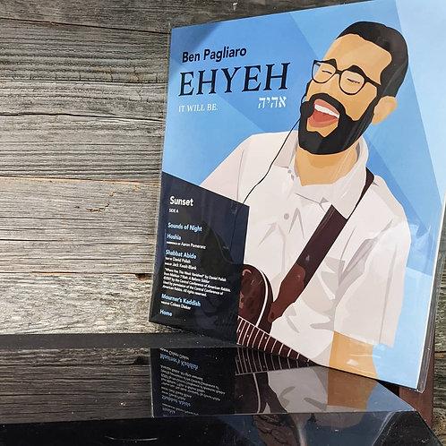 Ehyeh - Custom Vinyl