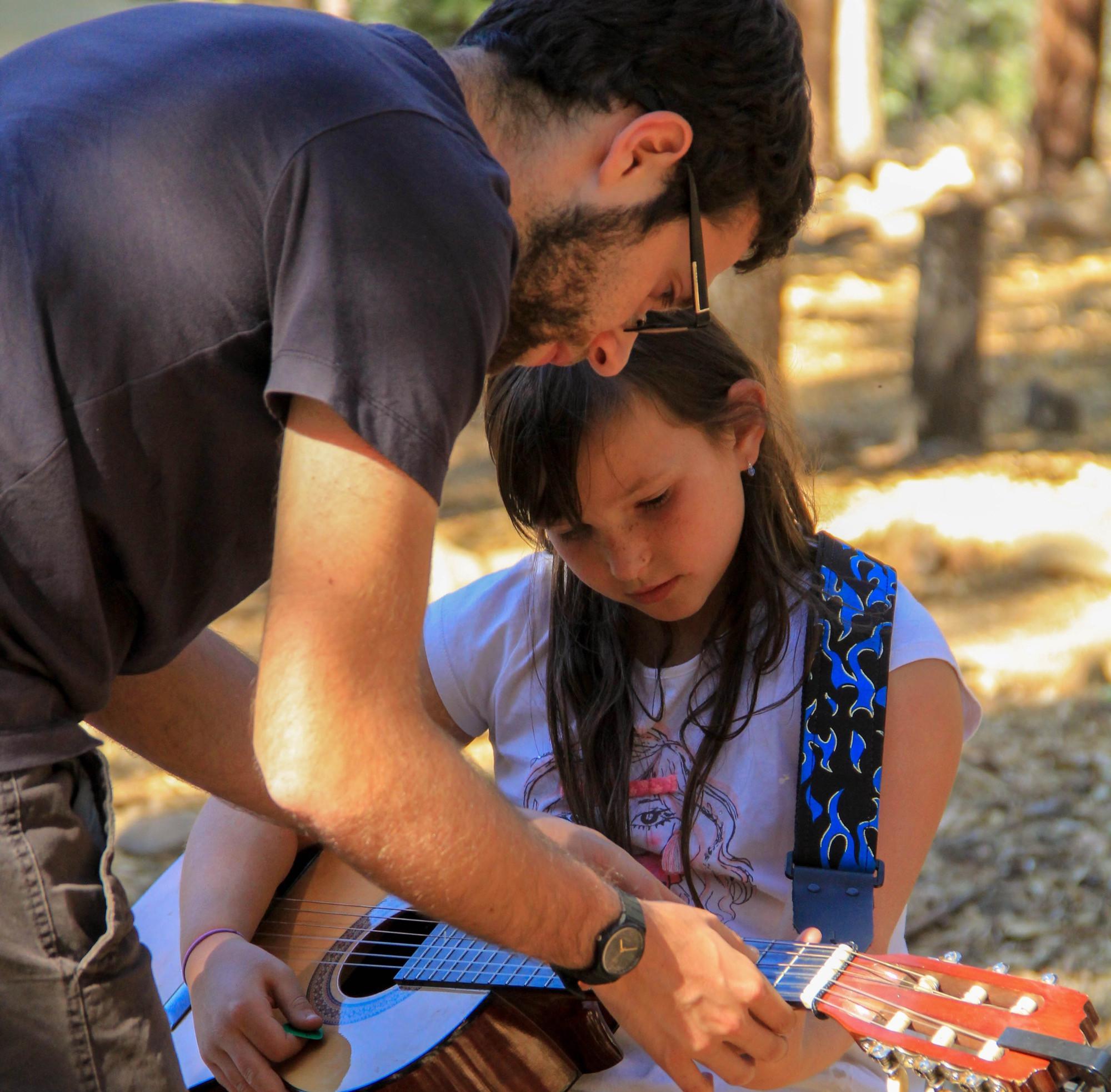 Folk Guitar/Music Lessons