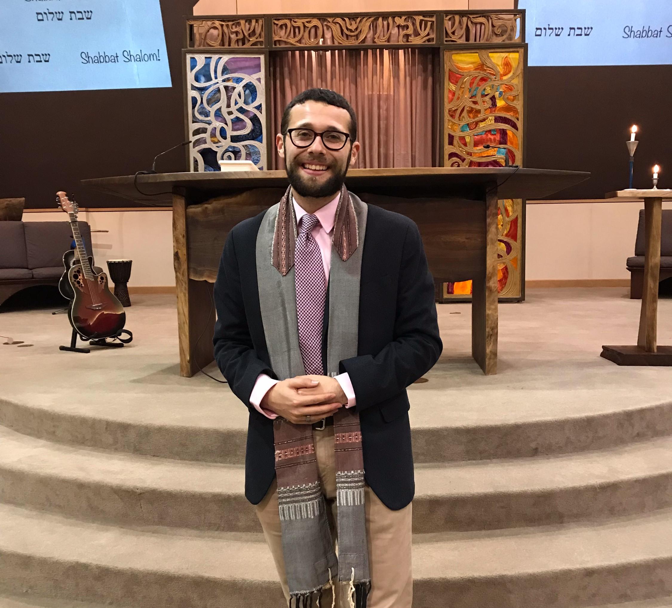 Shabbat Evening Worship