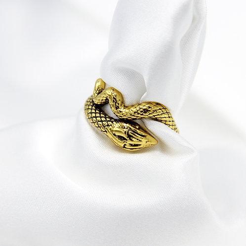 Ti Jean Snake Ring size 7