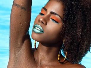 Maquillage pour Shooting photo en Guadeloupe Deshaies