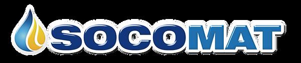 SOCOMAT - logo - matériel nettoyage ind