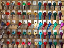 Services reproduction clés plates - Les Abymes
