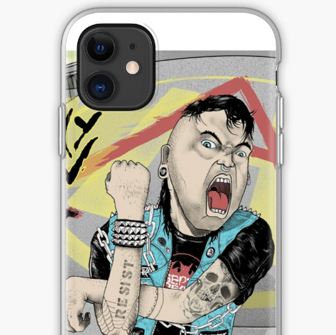 Iphone Johnny Kahn Case