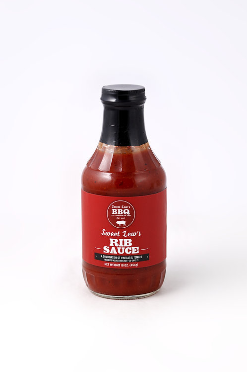 Sweet Lew's Rib Sauce