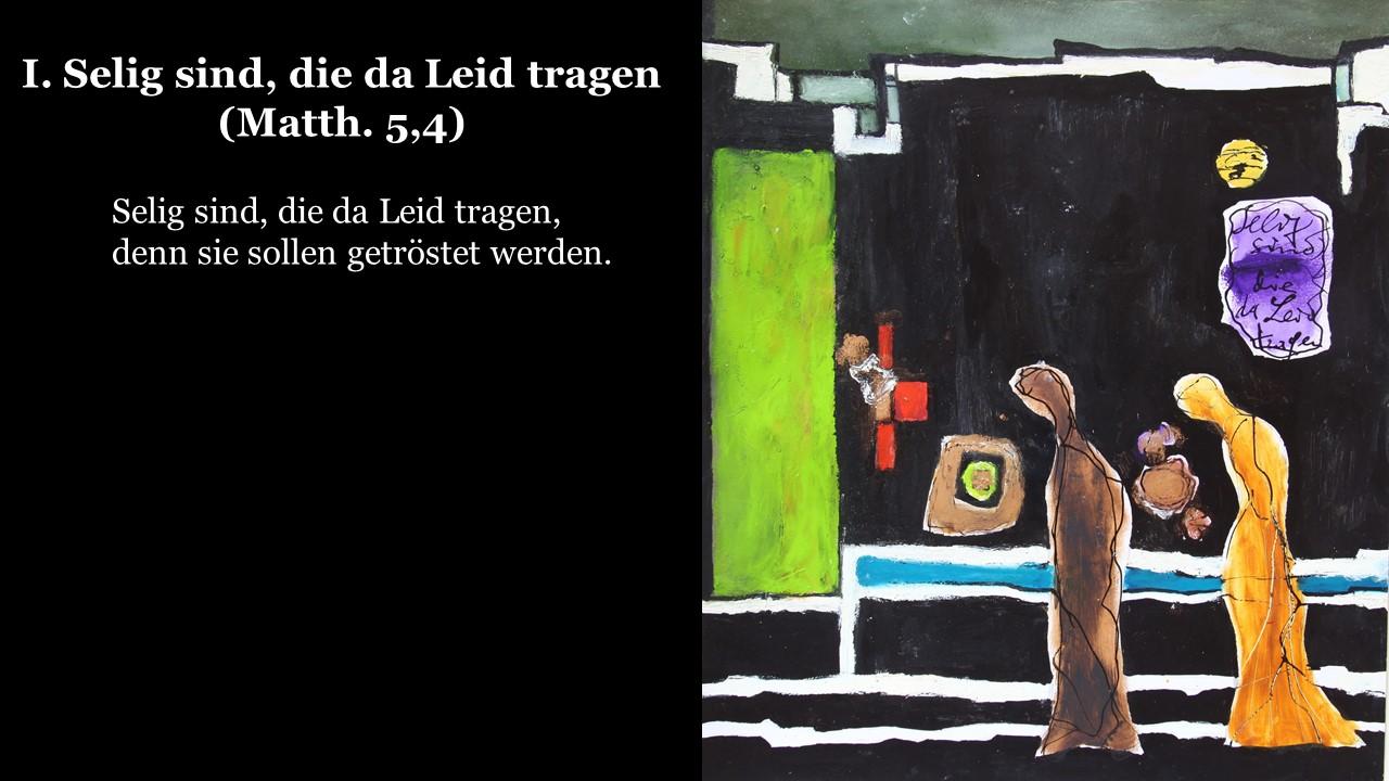Ein deutsches Requiem (1)