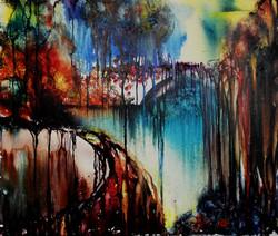GL-12-Weiße Brücke-Öl auf Leinwand-80x95-IMG_0084