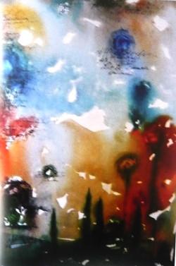 GV-28-Im Geist der Renaissance-Tempera auf Malkarton-60x45-Fremdbesitz-P1030639