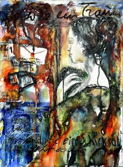 GG-6-Rilke-Gedicht-Tempera auf Leinwand-90x65-IMG_0094
