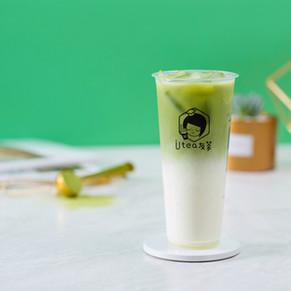 Uji Matcha Fresh Milk