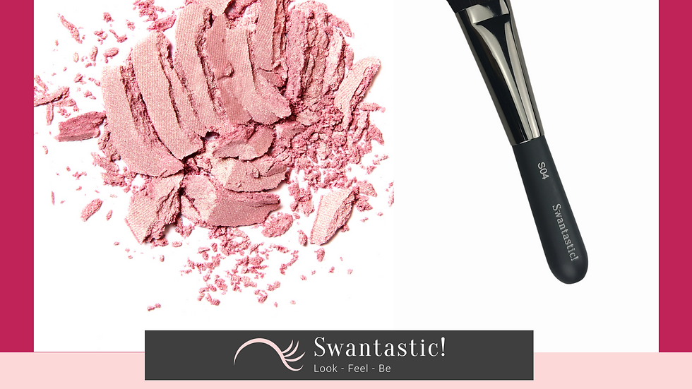 Swantastic! Blush Brush S04