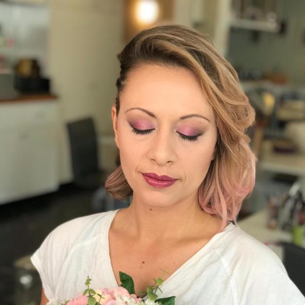 Pink Bride
