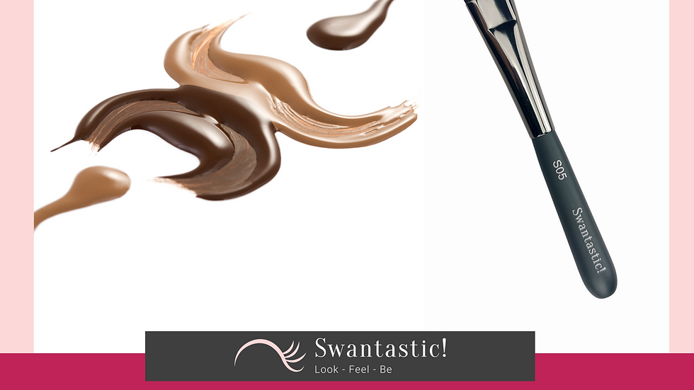 Swantastic! Concealer Brush S05