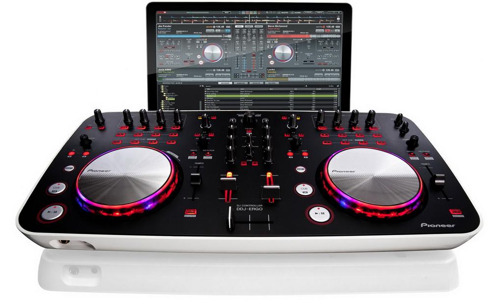 DJ контроллер + MAC Book